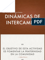 Dinamicas de Intercambio