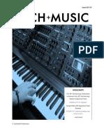 Tech+Music Sonar