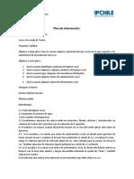 Planificación Martínez Constanza