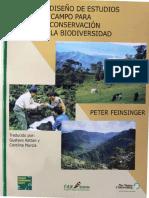 Feinsinger 2004_Diseno estudios de campo para la conservacion.pdf