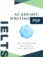 IELTS Preparation Course - Writing