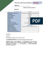 FORMATO INFORME 2014