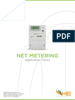 K electric net metering