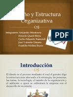 Diseño y Estructura Organizativa.pptx