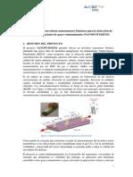 nanosensores quimicos