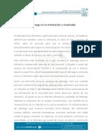 Documento_El Liderazgo a La Orientación a Resultados_VMC