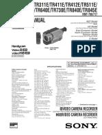 Manual para reparadores de videocamara CCD-TR41E2  CCD-TR311.pdf