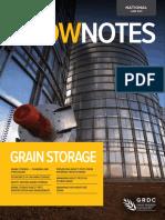 GRDC Grain Storage GrowNotes National