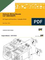 004_Cat-6060_Engine and Pump Drive - Cat 3512C