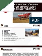 INSPECTOR DE MONTACARGAS