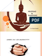 Mudras and Bandhas