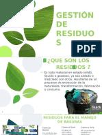 ¨DIAPOSITIVA GESTIO DE RESIDUOS