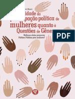 A Efetividade Da Participação Política de Mulheres Quanto à Questão de Gênero