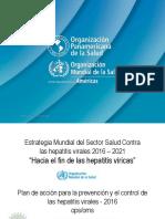 Estrategia Mundial Hepatitis