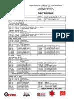19 HST Watkins Glen Schedule