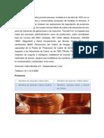 Tecnofil y Aleametal