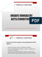 1DAY Unsafe Act and Unsafe Conditon (Rev)