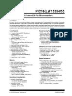 PIC16(L)F15354_55 Data Sheet 40001853C-1314298
