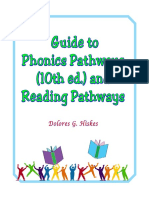 Guide to Phonics Pathways (10th Ed.) & Reading Pathways