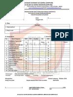 Format Raport Pts Kelas 6