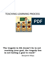 Teaching Learning Process 1