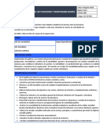 Manual de Funciones Proceso Jefe Contable F
