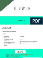 Tingkatan 4 Bab 5 Cell Division