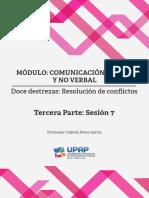 Doce Destrezas - Resolución de Conflictos