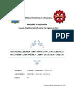 Trabajo 2 Resumen y Crítica Del Libro Las Venas Abiertas de Améria Latina