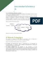 Métodos para enseñar la lectura y escritura en.docx