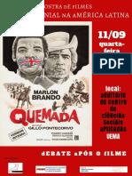 Queimada Flyer