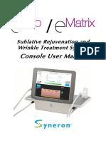 Wo EMatrix Console User Manual USA Final