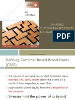 Ch2 Customer Based Brand Equity and Brand Positioning