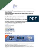 Socomec - LV Switchgear Specialist