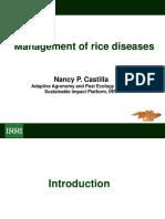 Diseases.management