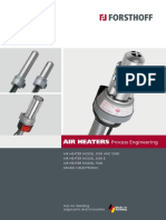 Air Heaters Process Engineering
