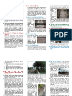 Pamphlet on Maintenance of Track in Traction Areas(1)