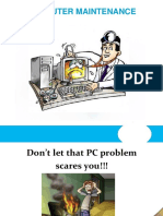 computer maintenance.ppt