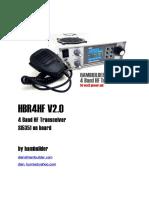 HBR4HF Transciever manual