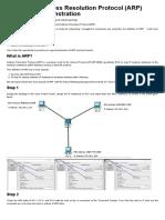 How Does Address Resolution Protocol (ARP) Work_ - A Demonstration - Luminisindia.com