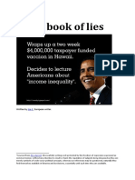 Black Book of Lies [Draft]