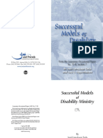 JAF Disability Ministry Succesfully Programs[1]