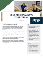 Pre  Royal navy selection test