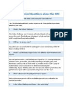 Faqs About the Imc