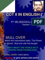 COT II