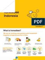 Honestbee JKT Company Profile
