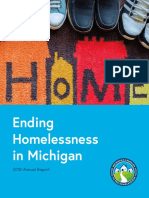 Ending Homelessness in Michigan 2018 Annual Report