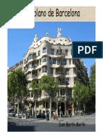 El Plano de Barcelona