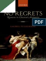 [Laurel Fulkerson] No Regrets Remorse in Classica (Ver Cap. 8)