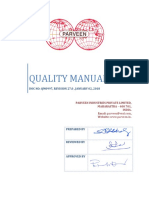 Quality Manual Rev-27